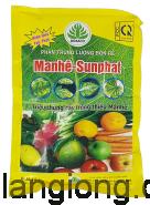Phân bón rễ Manhê – Sunphat